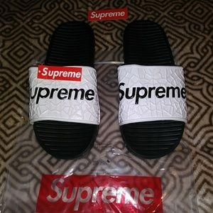 Men's Supreme sandals